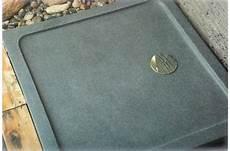 80x80 Receveur De 224 L Italienne Granit