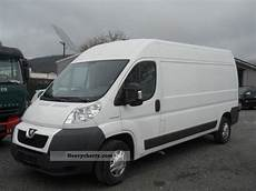peugeot boxer 3 0 hdi l3h2 topzustand climate 2009 box