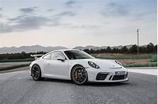 porsche 911 gt3 2018 porsche 911 gt3 drive review automobile magazine