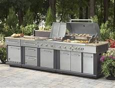lowes outdoor kitchen designs outdoor kitchen kits lowes dengan gambar
