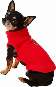 gooby coats gooby fleece vest x small chewy