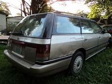 1990 Subaru Wagon