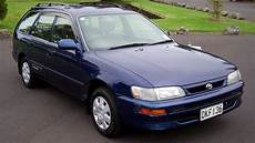 how can i learn about cars 1996 toyota paseo auto manual 1996 toyota corolla l touring wagon 1 no reserve cash4cars sold youtube