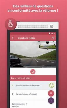code de la route 2018 applications android sur play