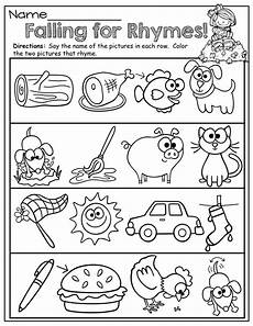 14 best images about rhyming worksheets on pinterest