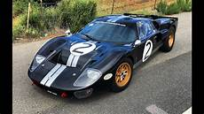 ford gt 40 superformance ford gt40 mkii one take