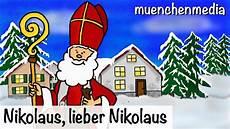 nikolaus lieber nikolaus weihnachtslieder