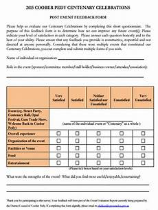 free 13 business feedback forms in pdf ms word