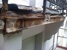 Sturz Einbauen Außenwand - stuck belz balkonsanierung stahltr 228 ger entrosten