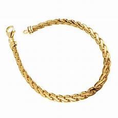 bracelet en or femme achat bracelet femme or jaune 5 21 g le 232 ge 224 bijoux 174