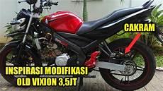 Modifikasi Vixion 2011 by Modifikasi Vixion 2011 Ban Besar Inspirasi