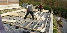 Fundament Für Gartenhaus Mit Gehwegplatten - what are the most popular base types for garden buildings