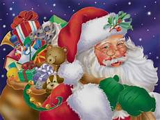 santa clause merry christmas photos wallpapers kids online world blog