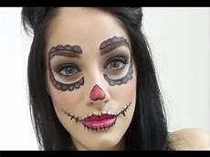 maquillage d 201 butante poup 233 e mexicaine