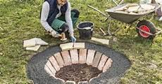 Feuerstelle Bauen Mein Sch 246 Ner Garten