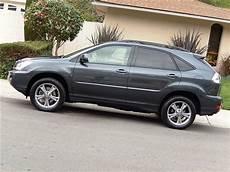 airbag deployment 2007 lexus rx hybrid interior lighting 2007 lexus rx 400h
