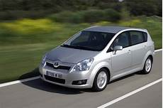 toyota corolla verso 2006 2006 toyota corolla verso pictures information and