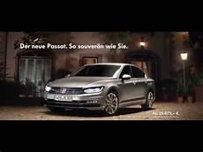 Volkswagen Passat 2015 Werbung