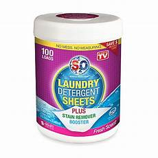 s20 laundry detergent sheets bed bath beyond