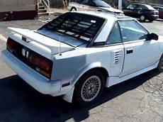 how cars work for dummies 1987 toyota mr2 interior lighting 1987 toyota mr2 sport car youtube