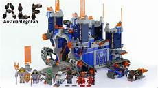 Nexo Knights Fortrex Ausmalbilder Lego Nexo Knights 70317 The Fortrex Lego Speed Build