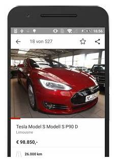 iphone app android app gebrauchtwagen at