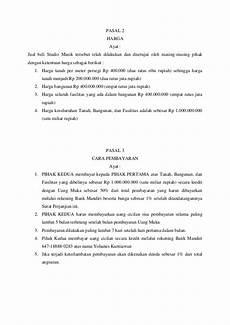 contoh surat pernyataan pembayaran contoh 193