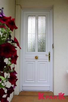 Porte D Entr 233 E Blanche Pvc Avec Fen 234 Tre Int 233 Gr 233 E Mod 232 Le