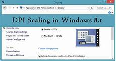 dpi scaling in windows 8 1 get a better display view in windows