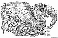 Ausmalbilder Chinesische Drachen Realistic Coloring Pages Printable