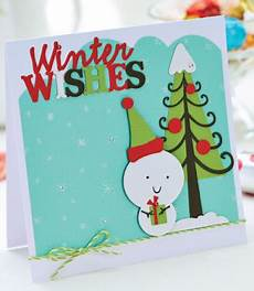 winter wishes cricut 174 explore crafts beautiful paper