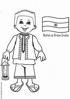 Malvorlagen Naija Malvorlage Rohin Aus Indien Kostenlose Ausmalbilder Zum