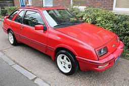 For Sale – Exceptionally Rare Ford Merkur XR4Ti 28 4&2154