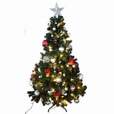 deko weihnachtsbaum jetzt kaufen k 252 nstlicher weihnachtsbaum mit st 228 nder 130m
