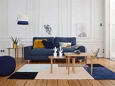 Des Id 233 Es Pour Un Salon En Bleu Et Joli Place