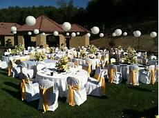 Wedding Decoration Ideas Outdoor