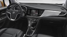Opel Mokka X 2016 Dimensions Boot Space And Interior