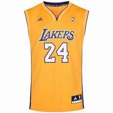 la lakers adidas nba herren basketball trikot 24