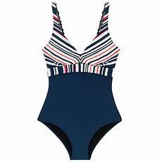 maillot de bain 1 pi 232 ce armatures cach 233 es bleu bestform