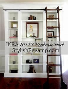 Ikea Billy Bookcase Hack Stylish Rev