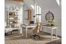 home office furniture cincinnati realyn 2 piece home office desk in 2020 home office