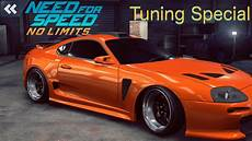 Toyota Supra Tuning Need For Speed No Limits 1080p