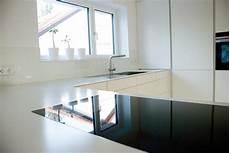 Küche Weiß Lackieren - k 252 che in wei 223 lackiert