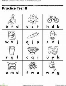 letter sound worksheets kindergarten 23182 beginning letter sounds free kindergarten worksheets kindergarten worksheets free printables