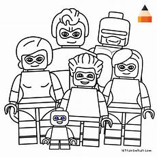 Malvorlagen Lego Incredibles How To Draw Incredibles Drawing Lego Incredibles 2
