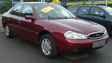 File Ford Mondeo Mk2 1997 2000 Front Jpg