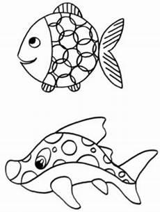 Ausmalbilder Bunte Fische Malvorlagen Tiere Ausmalbilder Zum Ausdrucken Mytoys