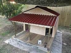 duplex dog house plans built a duplex dog house for our two dogs cost 230 00