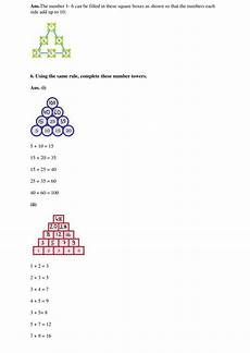 patterns worksheets for grade 4 pdf 18 ncert solutions class 4 mathematics chapter 10 play with patterns