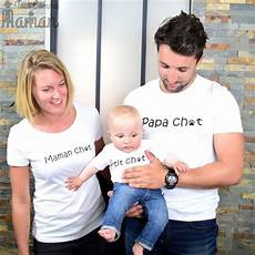 v 234 tement famille chat assortie m 232 re fille tout comme maman